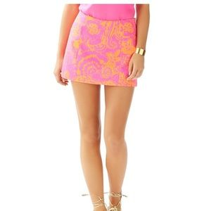 NWOT Lilly Pulitzer January Skort